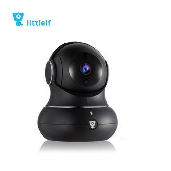 ATTN CCTV Littlelf IP CAM Night Vision Wireless WIFI Network Security HD Remote