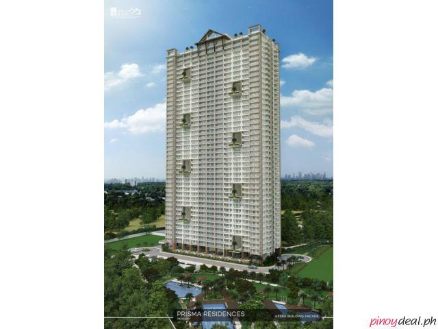 Condo in Pasig - 2BR For Sale