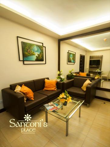 1 BEDROOM FULLY FURNISHED IN SANTONI'S PLACE MABOLO