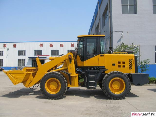PAYLOADER WITH TURBO 1.7 CUBIC ZL30