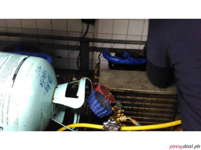 aircon repair, aircon cleaning , ref repair freezer chiller repair