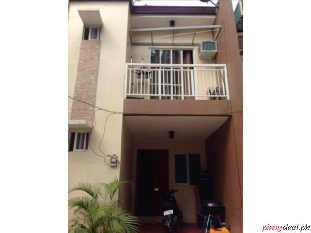 Resale House for sale at Sofia Homes Located in Upper Casili Mandaue City