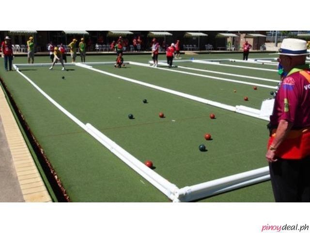 For Sale Inflatable Bocce Court