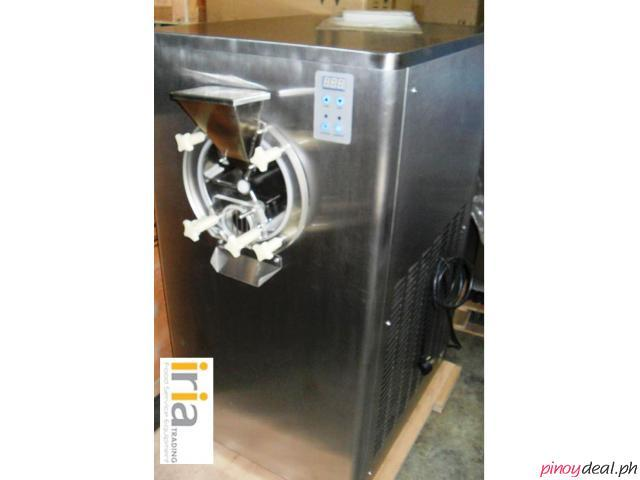 HARD ICE CREAM MACHINE 50L/Hr