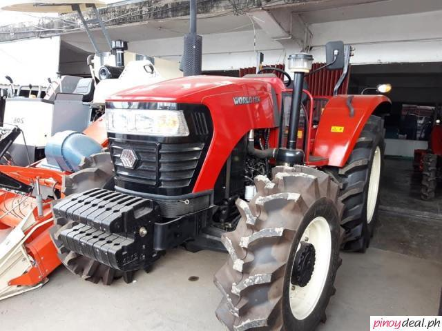 AGRIMAC WORLD 1104G FARM TRACTOR
