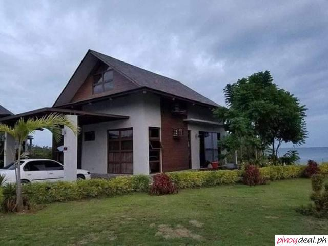 Beach Front House and lot for sale in Danao