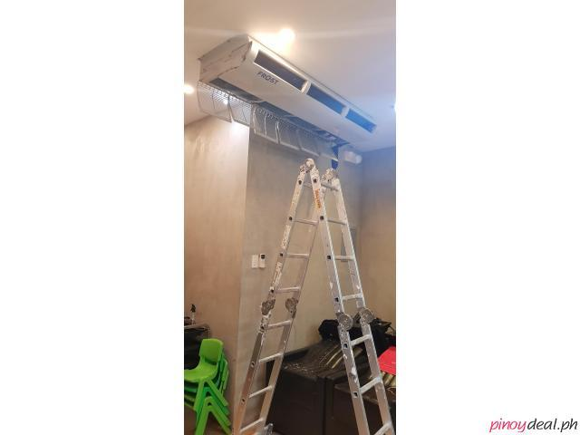 Cleaning of Air Conditioning Unit