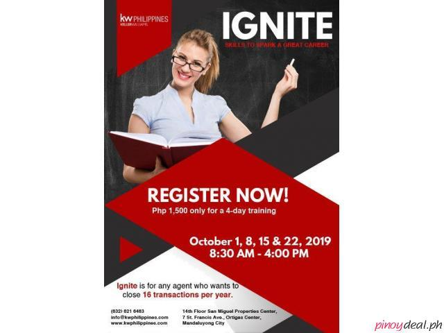 "IGNITE - ""Skills to Spark a Great Career"""