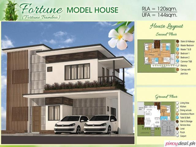 Fortune Model House Bamboo Bay Residences