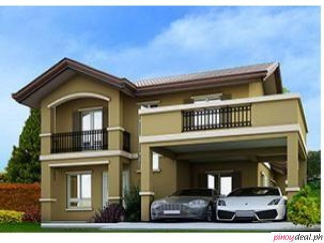 Greta Model-Camella Homes