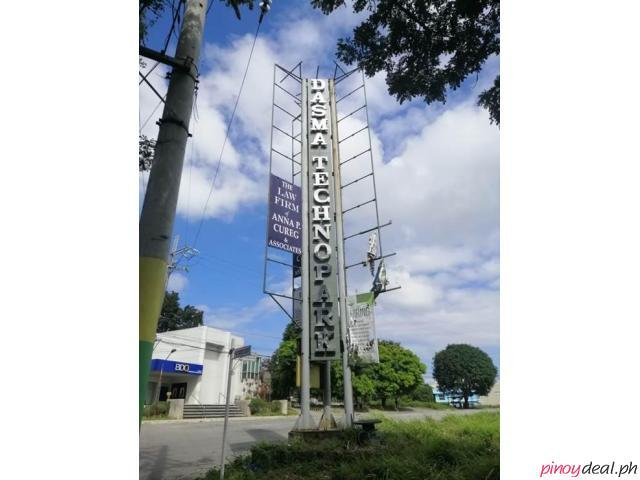 Industrial/Commercial Lot in Cavite, Dasma Technopark Contact us now +639261514540