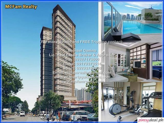 Preselling Condo Near UST - Morrison Heights By Vista Residences - Perfect Investment