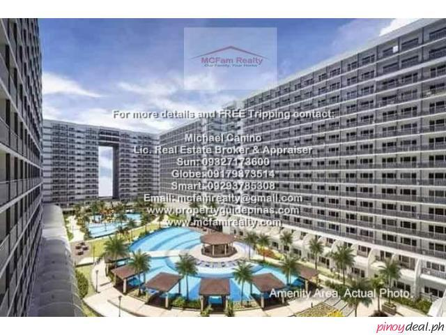 Condo For Sale in Cainta Rizal - SMDC CHARM RESIDENCES