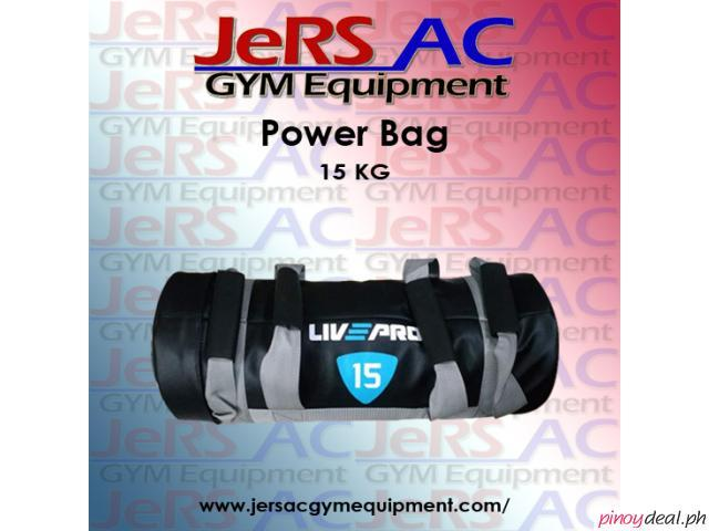 LIVEPRO 15kg POWER BAGS Weight Bag
