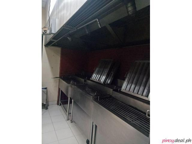 Kitchen Stainless Steel Fabrication