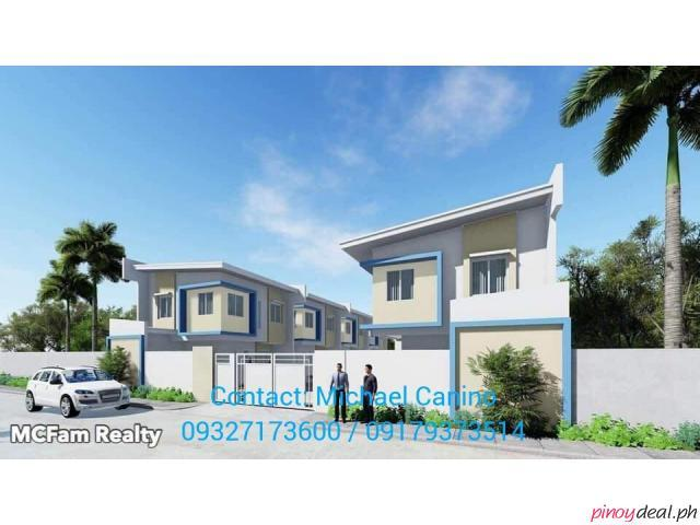 BluHomes Maya House and Lot For Sale in Caloocan Quezon City Near MRT