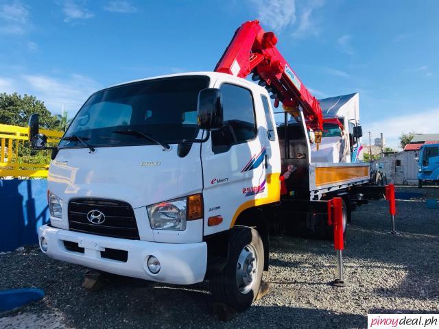 Euro 4 Hyundai Mighty Auger Drill Truck DH Super 3000A