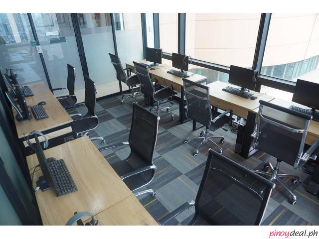 Private Office in Mandaluyong for Lease