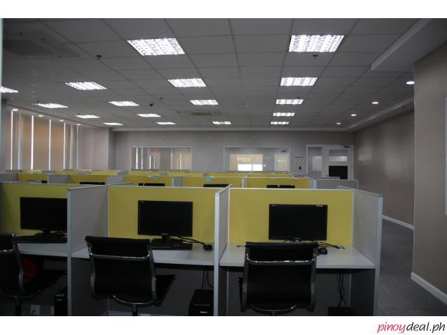 Call Center Seat Lease in the Philippines