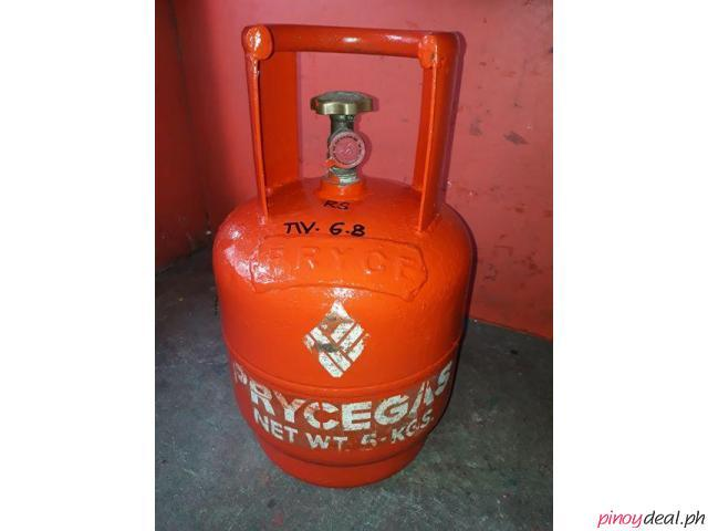 5kg Content LPG Delivery Free