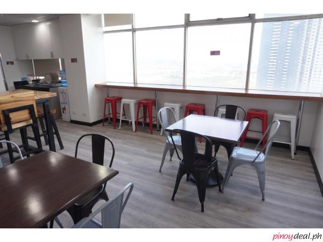 Coworking Space in Eastwood for Lease