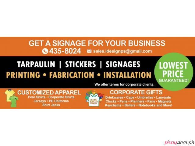 IDESIGN printing solutions