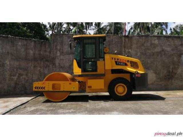 YAMA YSW206B PIZON 6 TONNER (with Cab)