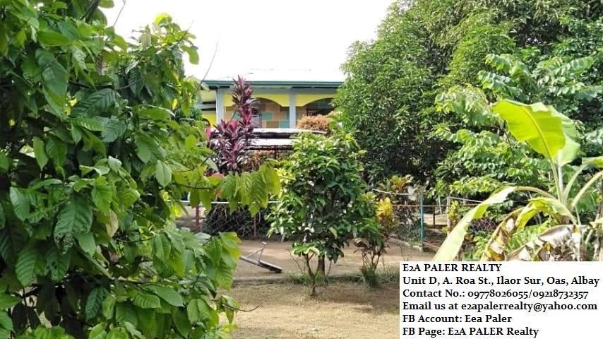 2hectares Resthouse,Farm,Hacienda for Sale