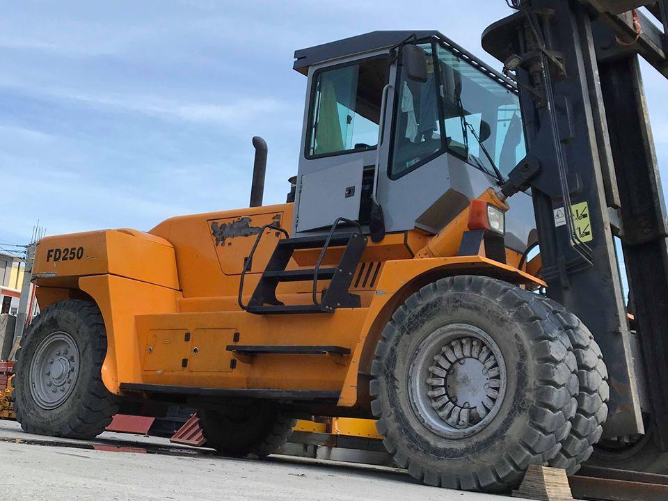 25tons Forklift Brandnew