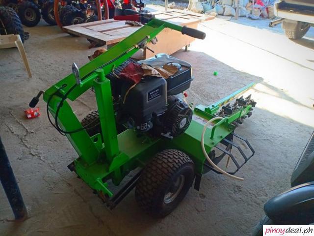 Mini Trencher