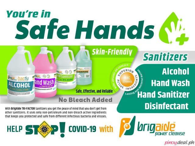 Liquid Hand Gel and Sanitizers For Sale