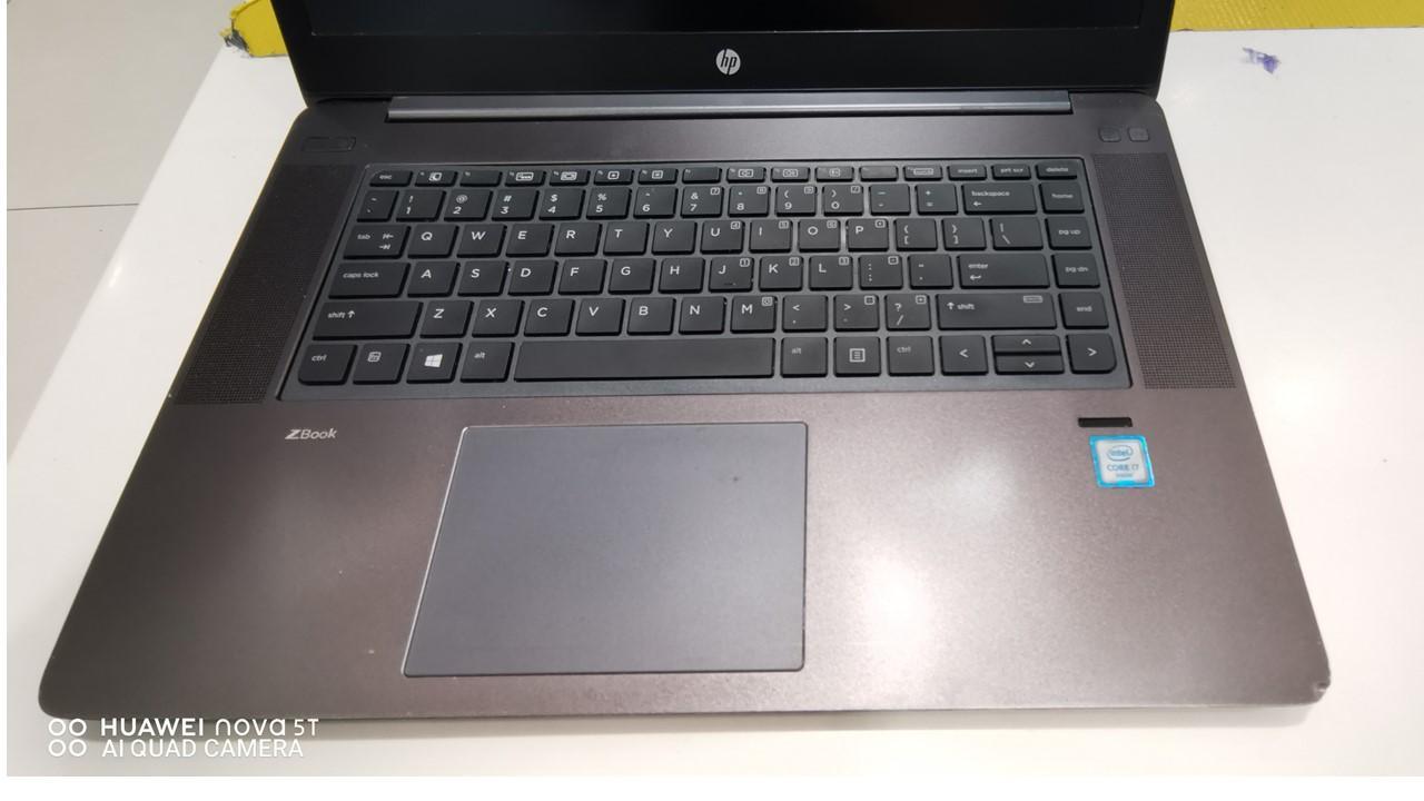 RUSH SALE HP Laptop CORE i7 - 6700HQ CPU @ 2.6GHz 16GB ram 256GB memory
