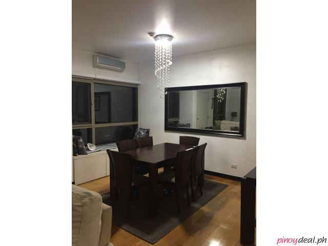 1 BR Furnished Condo w/Balcony in Manila Tower, The Residences at Greenbelt, Makati