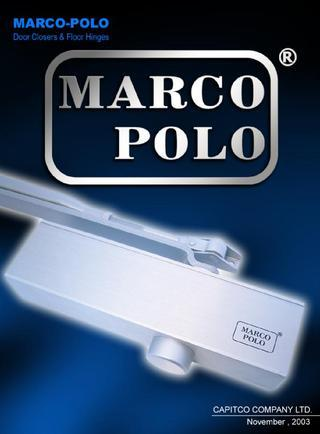 Marco Polo Door Closer