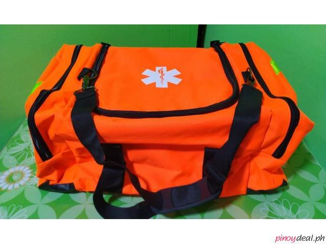 Ever Ready First Aid Large EMT First Responder Trauma Bag