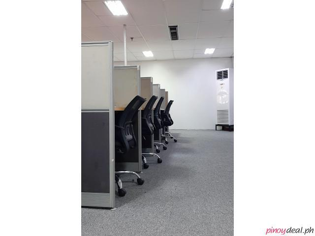 BPO-Ready Office for Rent in Makati