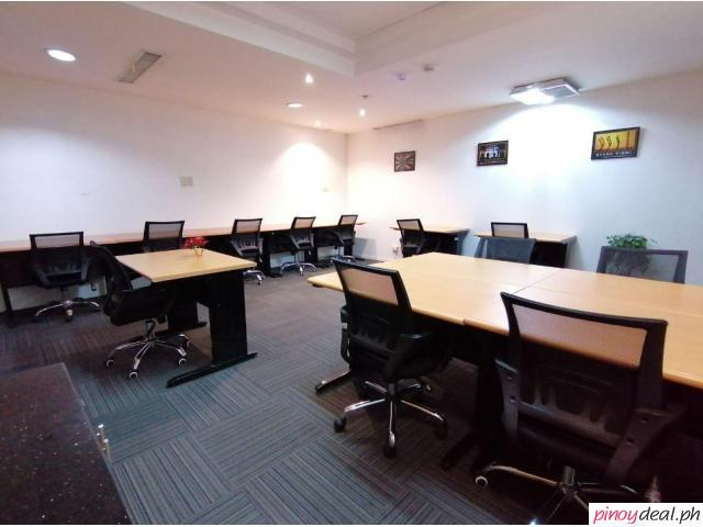 32sqm Fitted Office for Rent in Makati