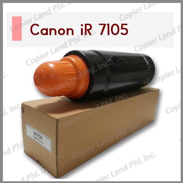 Canon Photo Copier Toner ir5000 5020 ir5065 iR Advance 6255 Black Toner Cartridge