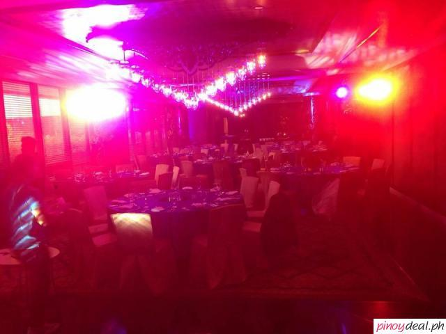 SOUNDS AND LIGHTS RENTAL