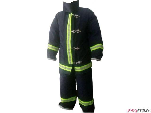 Fireman Suit Pants And Jacket